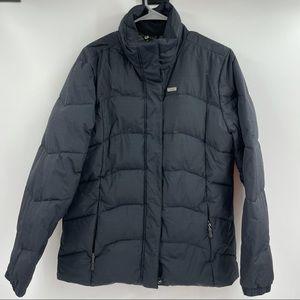 Oakley black puffer jacket size XL